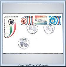 Mondiali Calcio Italia Firenze Stadio Comunun 19-6-1990