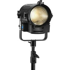 Lupo Dayled 650  BiColor Led Fresnel with Dmx with Barndoors Sku 303