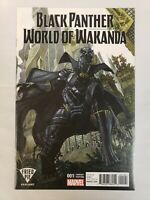 Black Panther World of Wakanda #1 MARVEL Comics Fried Pie Variant Cover NM