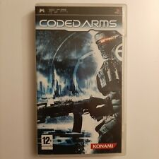 Sony psp umd game Coded Arms