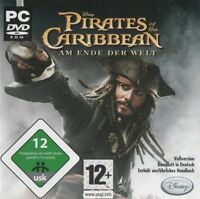 Pirates of the Caribbean: Am Ende der Welt (PC DVD ROM) Windows