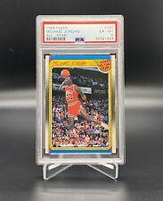 Michael Jordan 1988 Fleer All-Star #120 - PSA 6 EX-MT - Chicago Bulls