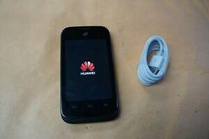 Huawei Inspira H867G - 4GB - Black  (TRACFONE) FREE BUNDLE & SHIPPING