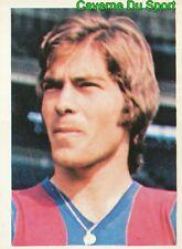 206 MIGUEL BERNARDO FC.BARCELONA ESPANA CROMO STICKER FOOTBALL 1980 BENJAMIN
