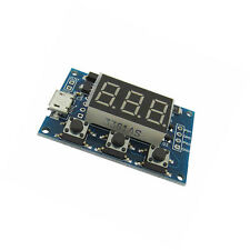1PCS 2 Channel PWM Generator Adjustable Duty Cycle Pulse Frequency Module CA NEW