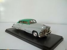 tron kit sc1/43 cadilac coupe type60, 1947. realdy built