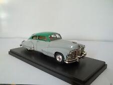 tron kit sc1/43 cadilac coupe type60, 1947. realdy built