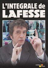 COFFRET DVD L'INTEGRALE DE LAFESSE