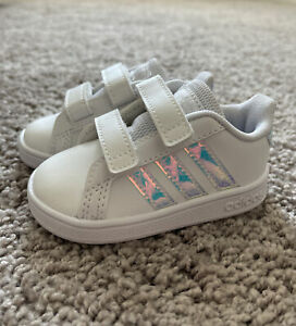 Adidas baby shoes size 4