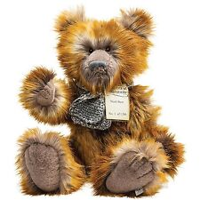 Limited edition collectible Silver Tag Bears Collection 5 - Noah Bear by Suki