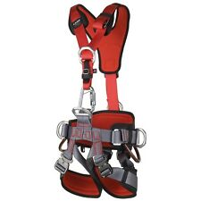 CAMP GT ANSI Fullbody Fall Arrest Rope Access Harness ANSI Certified
