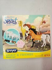 Breyer Spirit Collection #9217 Spirit and Friends Painting Kit 3 Horses
