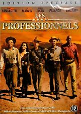 DVD - LES PROFESSIONNELS - Burt Lancaster - Lee Marvin - Robert Ryan