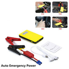 Auto Car Jump Starter 12V 20000mAh Emergency Battery Charger Power Bank Booster
