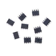 10pcs/set UA741 UA741CP UA741CN St DIP-8 amplificadores operacionales OP STG