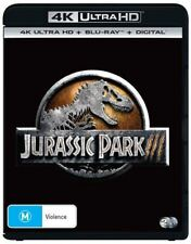 Jurassic Park III (Blu-ray, 2018, 2-Disc Set)