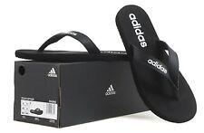 Adidas Men EEZAY Flip-Flops Slipper Black Slide Slippers Sandals Shoes EG2042