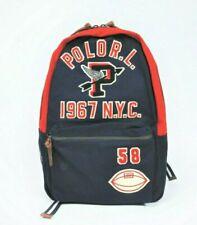 BNWT Ralph Lauren Polo P-Wing varisty 1967 Backpack Rucksack Bag BNWT