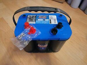 Optima Batteries 8006-006 34M BlueTop Marine Starting Battery 800CCA **07/21**