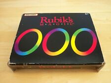 Vintage Rubik's Magic Puzzle by Matchbox 1986 including 'How to Solve' Book!