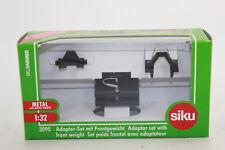 Siku 3095 Adapter-Set mit Frontgewicht 1:32 NEU  mit OVP