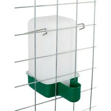 4 x 1 L Cage Drinker - Chicken/Quail/Pigeon/Chick Drinker with bracket