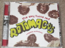 rotomagus - The Sky Turns rojo - COMPLETE ANTHOLOGY - NUEVO