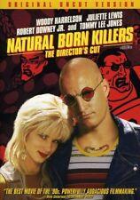 Natural Born Killers [New DVD] Director's Cut/Ed, Uncut, Widescreen