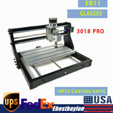 Cnc Laser Engraving Machine Kit For Image Text Carving Diy With Protective Glasses