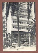 Lloret de Mar   Hotel Excelsior,   1970s,  palm trees  sea-front  cars    RK992