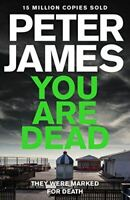 You Are Dead (Roy Grace), James, Peter, Very Good, Hardcover