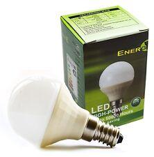 3.3W LED Bulb Ceramic TRUE GolfBall E14/Small Edison Screw,UK Guaranteed
