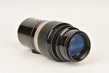 Ernst Leitz Wetzlar Elmar 135mm 1:4.5 Lens in L39 Leica Screw Mount