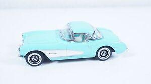 1:43--MATCHBOX--Chevrolet Corvette  / 17 B 382