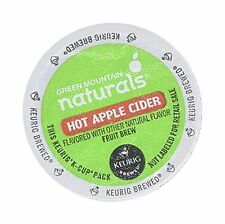 Green Mountain Naturals Hot Apple Cider, K-Cup Portion Count for Keurig K-Cup...