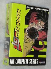 DRAGON BALL GT Saison Une & deux 1 & 2 uncut DVD Coffret - NEUF scellé