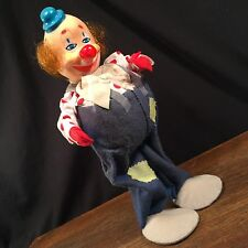 Vintage Clown Toy Figure Japan Doll PRIORITY MAIL