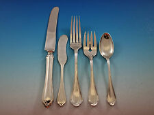 Paul Revere by Towle Sterling Silver Flatware Set for 8 Service 40 pieces