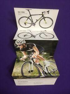 2012 COLNAGO 36 Bikes Catalog Booklet BROCHURE POSTER CX-1 EVO C59 Italia ITALY