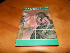 ELECTRIC FOREST Tanith Lee HC Book Club Edition 1979 Sci-Fi Classic Book