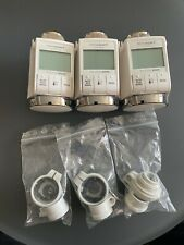 +++3 Stück Honeywell HR 25 programmierbare Heizkörperthermostate inkl. Adapter++