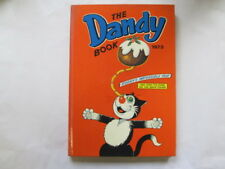 Good - The Dandy Book 1973 - Annual 1972-01-01 No dust jacket. Previous owner's