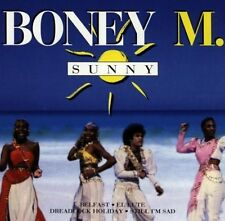 Boney M. Sunny (compilation, 16 tracks, 1975-85/2001) [CD]