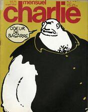 """CHARLIE MENSUEL N°76 / mai 1975"" E. C. SEGAR : POPEYE ""Les sorcières de la mer"""