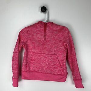 Champion Heathered Pink Girls Toddler Pullover Sweatshirt Hoodie Size 3T