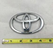 Genuine Toyota Emblem OEM #825
