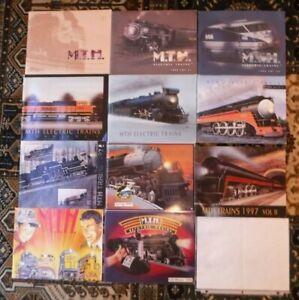 MTH Catalogs/Books:1996 Spr,Fall/W;1997 Spr,Vol I,II; 1998 & '99 Vol I,II,III