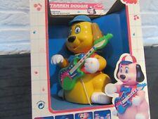 Vintage Gitarren Doggie met muziek battery operated