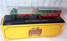 Greatest Show on Earth Bedford Q & Baggage Wagon Bertrum Mills Circus