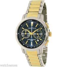 Nautica NCT 800 Chronograph Two-tone Men's watch N23604M